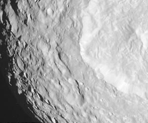 New image of Mimas