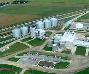 Range Fuels plans to begin production of cellulosic ethanol from the plant in the third quarter this year.