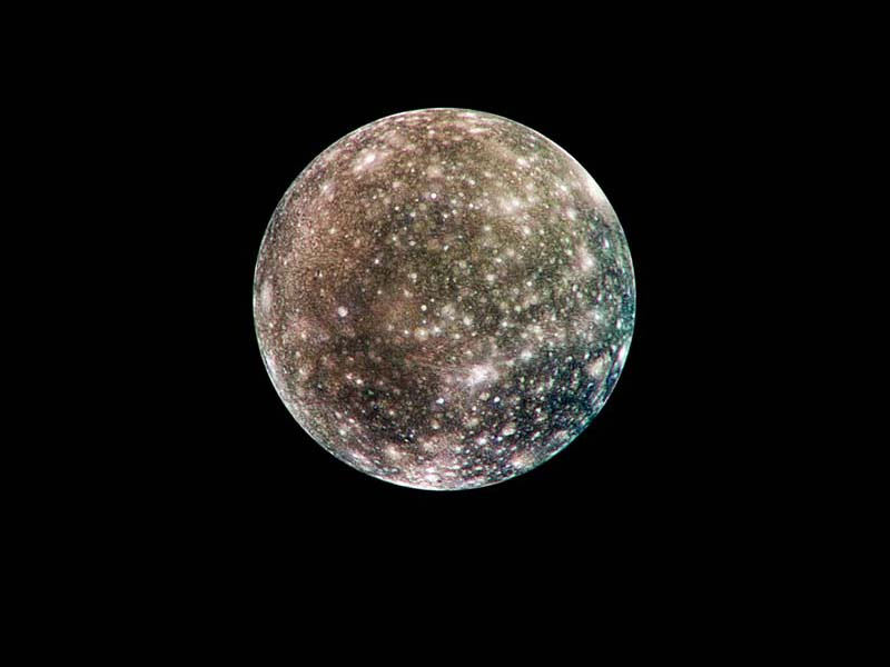 Image result for galileo callisto flyby
