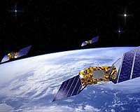 Galileo, a constellation of 30 satellites and ground stations due to go into operation in 2008, is being launched by the European Union and the European Space Agency to tap into a growing market of global satellite positioning.