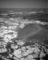 Mars pic by Opportunity
