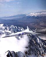 Quiet Supersonic Aircraft